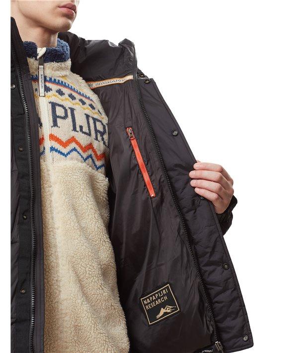 Pantalon MONTHE bleumarin