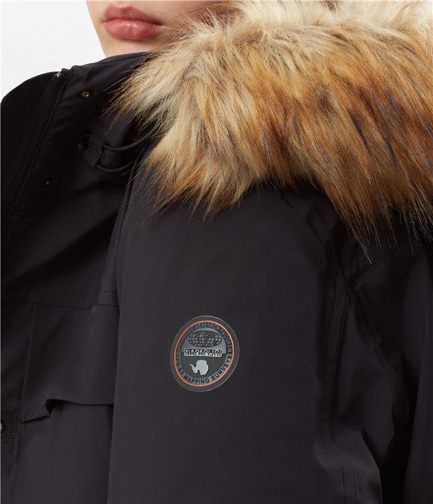 Jachetă RAINFOREST S PRINT multicolor
